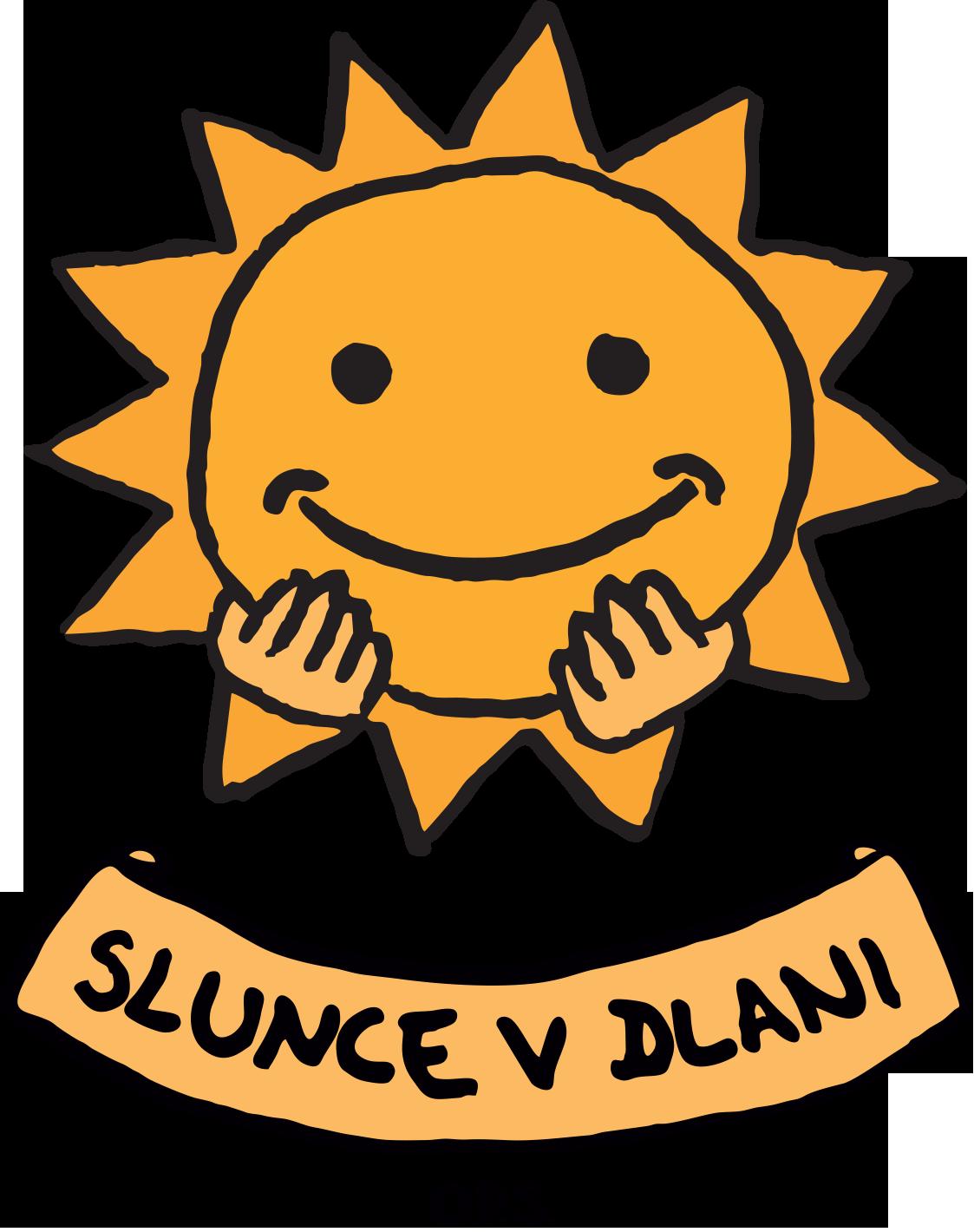 Slunce vdlani